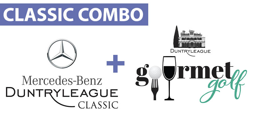 Classic Combo – Mercedes-Benz Classic And Gourmet Golf